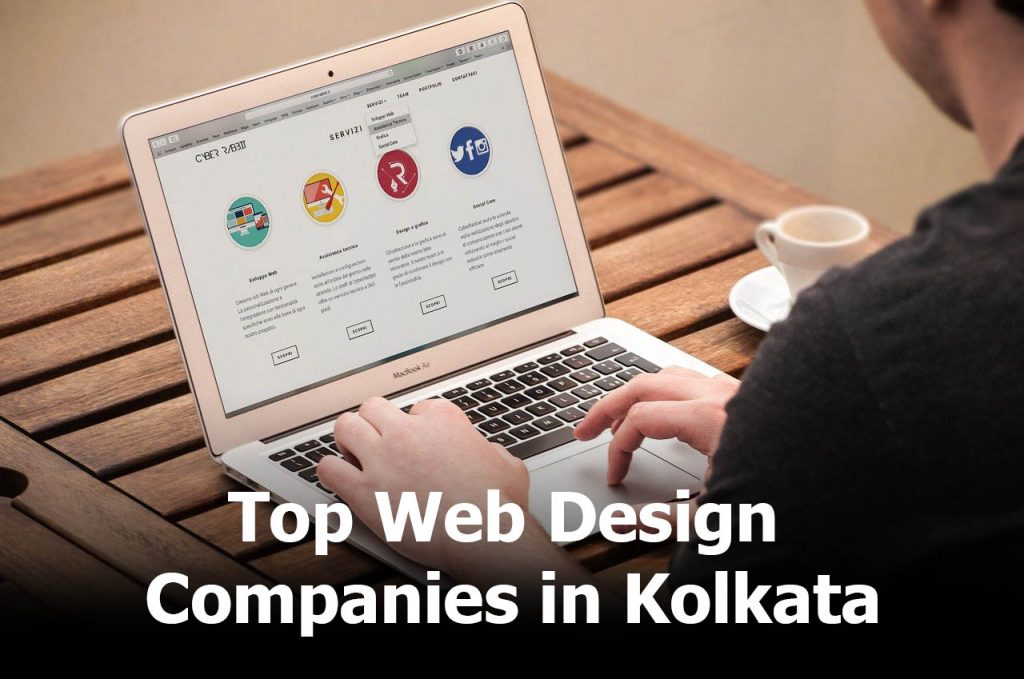 top 10 web design company in Kolkata