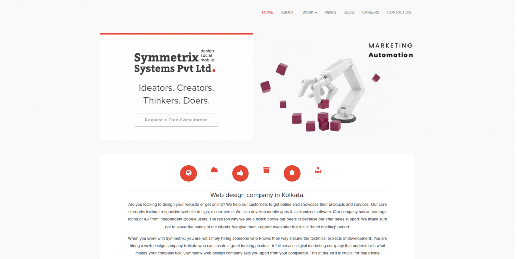 Symmetrix Systems Pvt Ltd